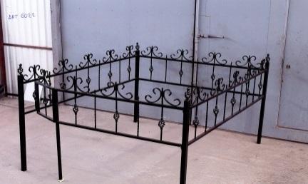 Ограды - Ажурные ограждения