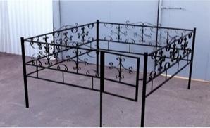 Ограды - Металлические ограды