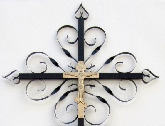 Кресты -  Металлические кресты