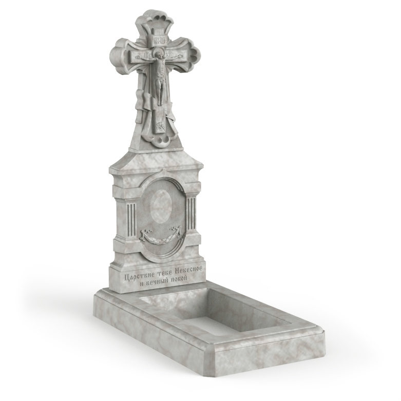 Памятники - Искусственный камень